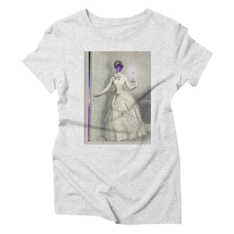 Beyond Women's Triblend T-Shirt by ashleysladeart's Artist Shop