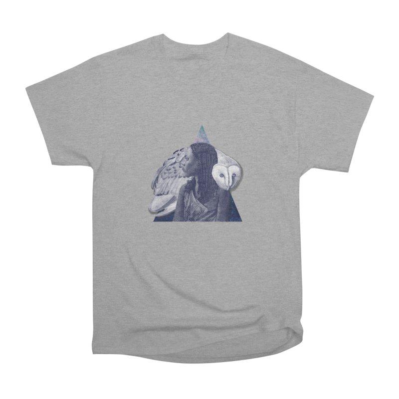 Wisdom Women's Heavyweight Unisex T-Shirt by ashleysladeart's Artist Shop