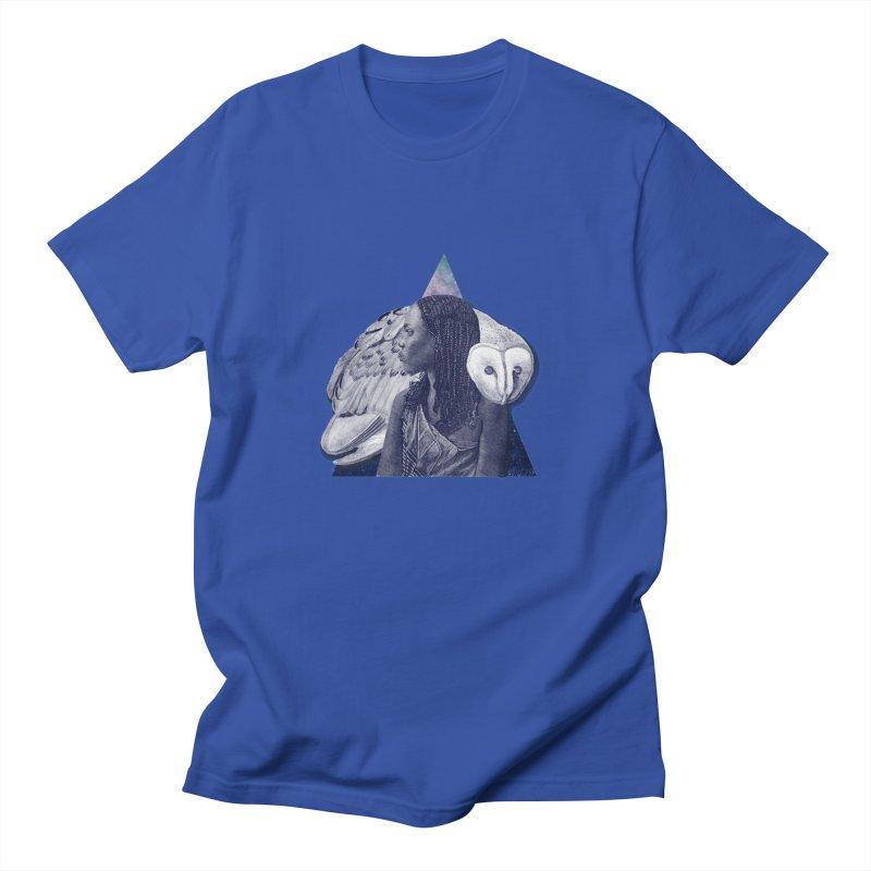Wisdom Men's Regular T-Shirt by ashleysladeart's Artist Shop