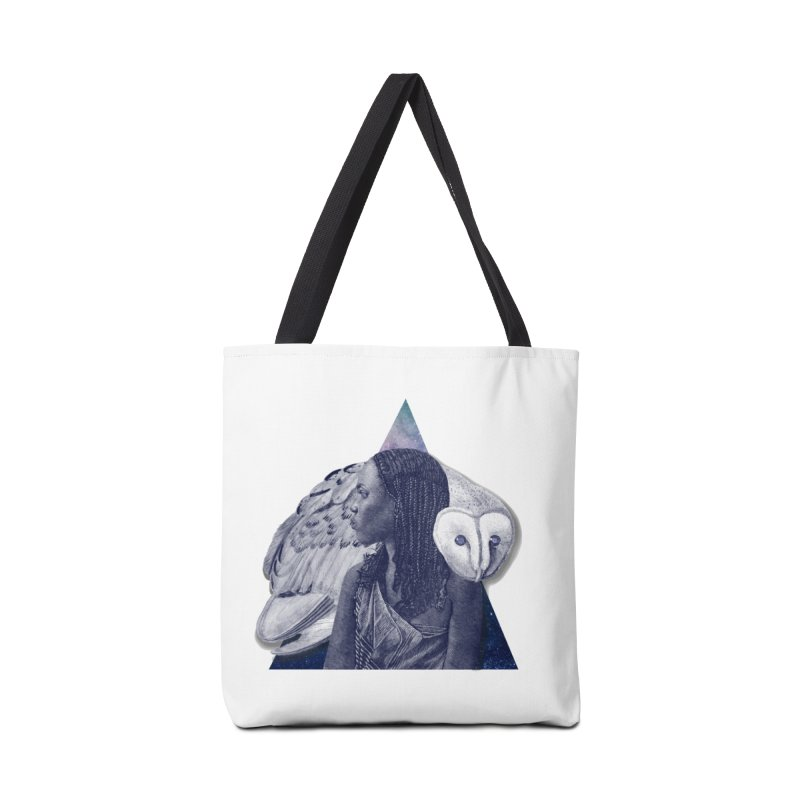 Wisdom Accessories Tote Bag Bag by ashleysladeart's Artist Shop