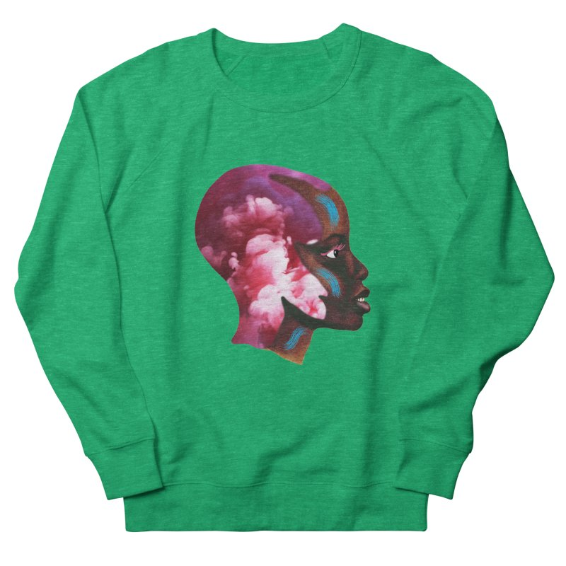 Day Dreamer Women's Sweatshirt by ashleysladeart's Artist Shop