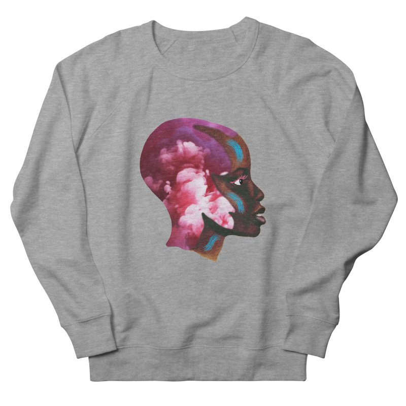 Day Dreamer Women's French Terry Sweatshirt by ashleysladeart's Artist Shop