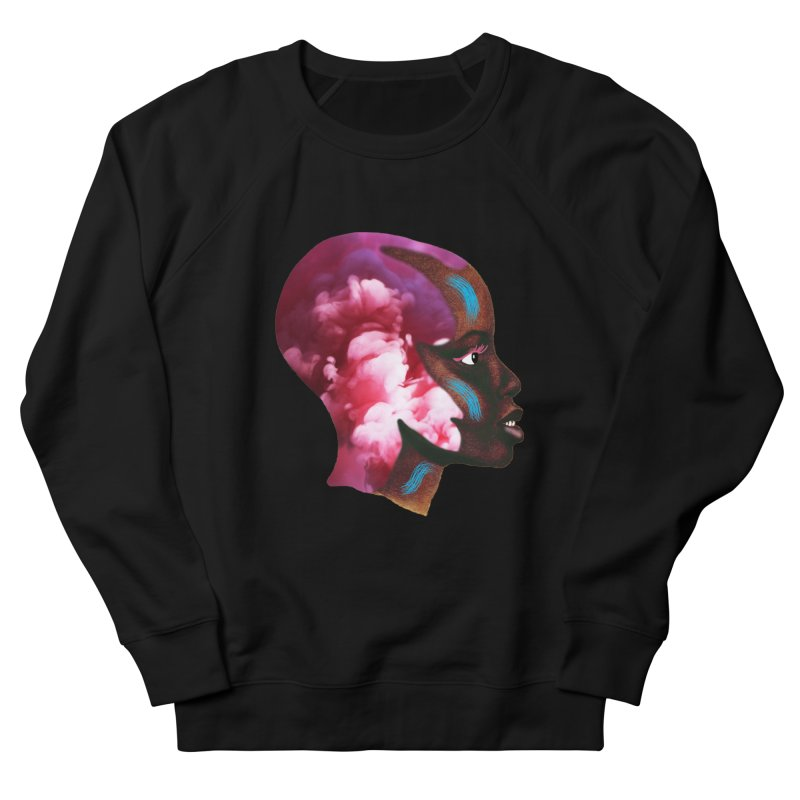 Day Dreamer Men's French Terry Sweatshirt by ashleysladeart's Artist Shop