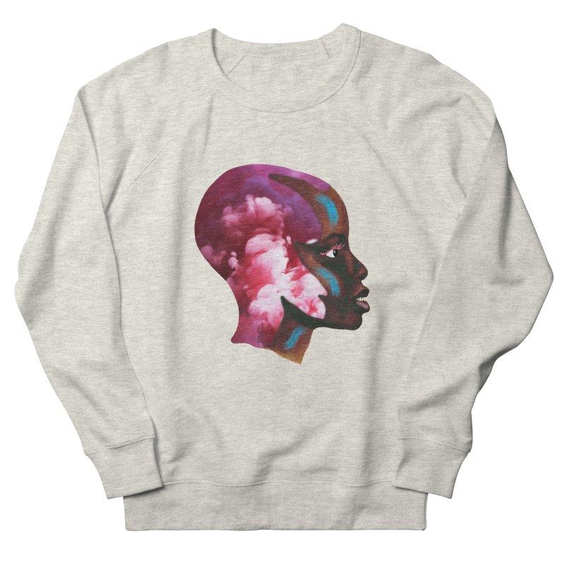 Day Dreamer Men's French Terry Sweatshirt by ashleysladeart's Artist Shop