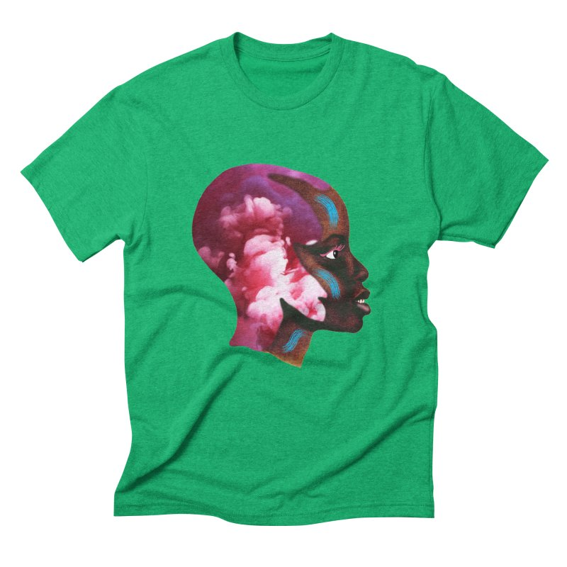 Day Dreamer Men's Triblend T-Shirt by ashleysladeart's Artist Shop