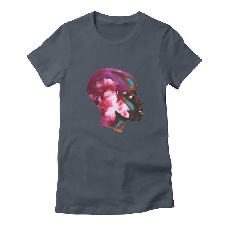 Day Dreamer Women's T-Shirt by ashleysladeart's Artist Shop