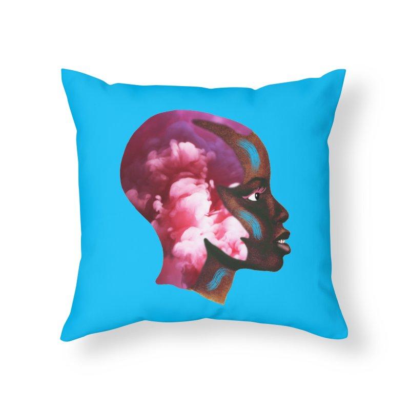 Day Dreamer Home Throw Pillow by ashleysladeart's Artist Shop
