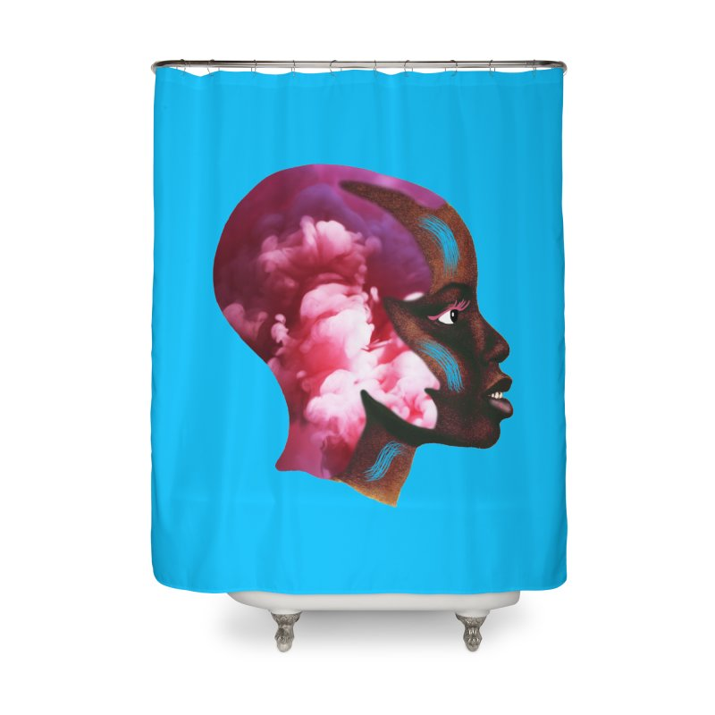 Day Dreamer Home Shower Curtain by ashleysladeart's Artist Shop