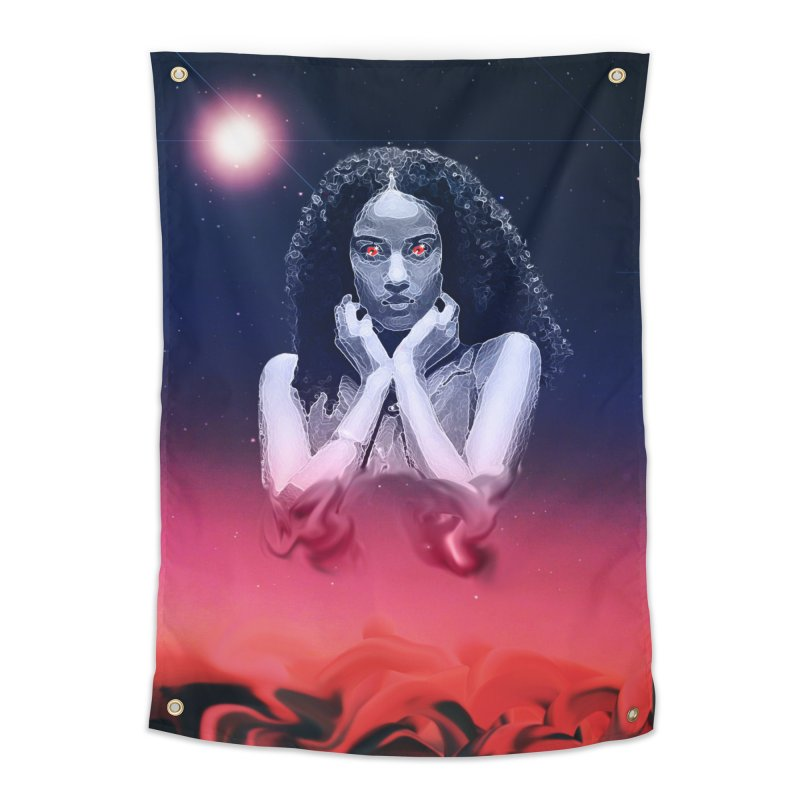 The Overseer Home Tapestry by ashleysladeart's Artist Shop