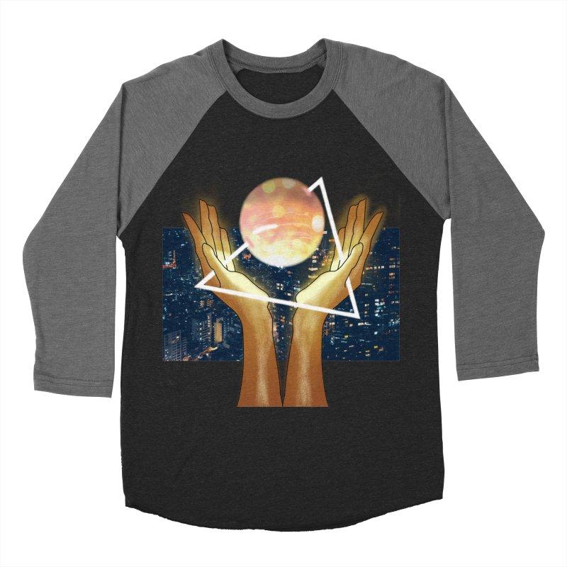 Wonder Women's Baseball Triblend Longsleeve T-Shirt by ashleysladeart's Artist Shop
