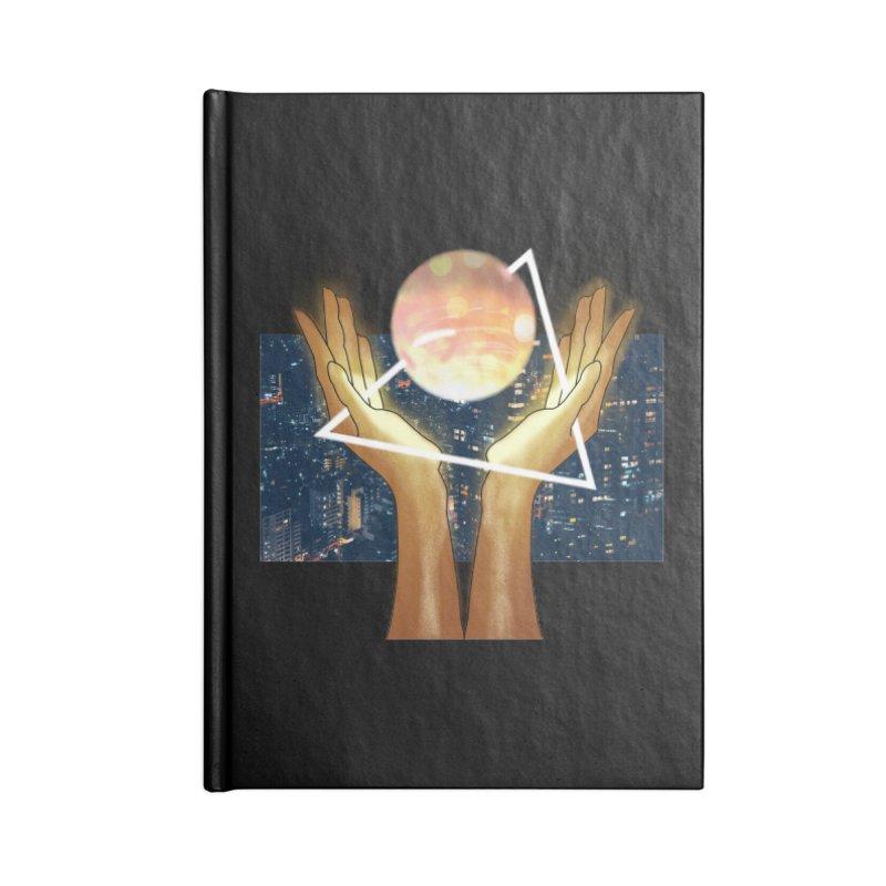 Wonder Accessories Lined Journal Notebook by ashleysladeart's Artist Shop