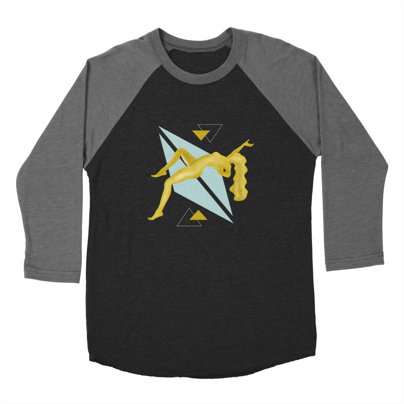 UFO Women's Baseball Triblend Longsleeve T-Shirt by ashleysladeart's Artist Shop