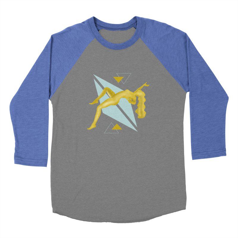 UFO Men's Baseball Triblend Longsleeve T-Shirt by ashleysladeart's Artist Shop