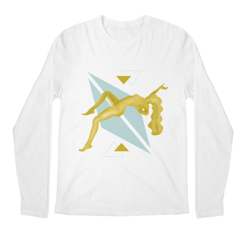 UFO Men's Regular Longsleeve T-Shirt by ashleysladeart's Artist Shop