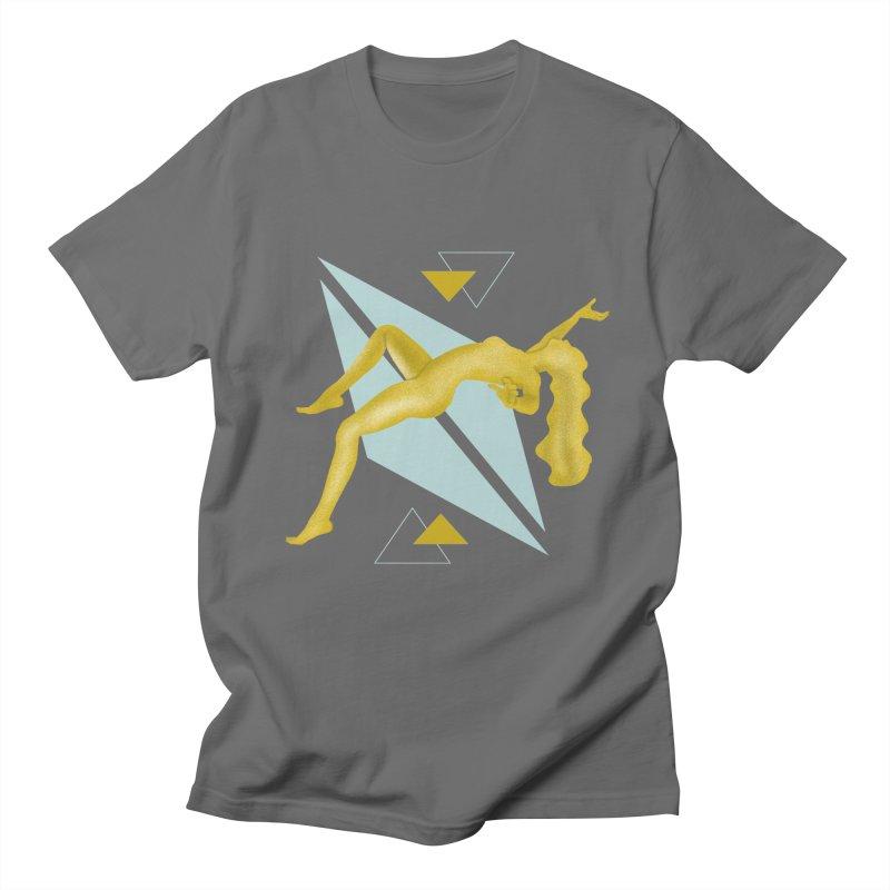 UFO Men's Regular T-Shirt by ashleysladeart's Artist Shop