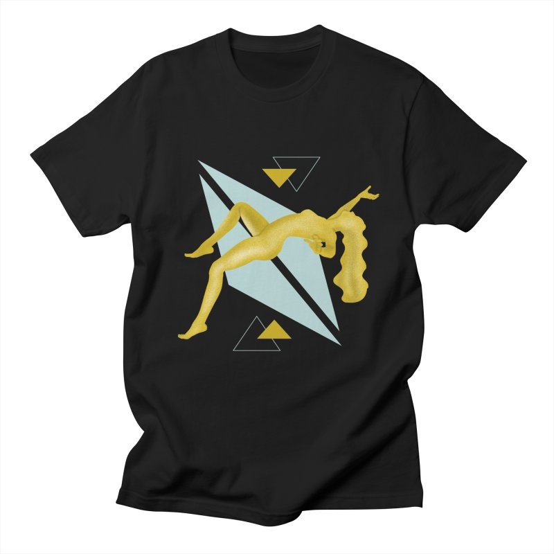 UFO Men's Regular T-Shirt by ashleysladeart's Artist Shop