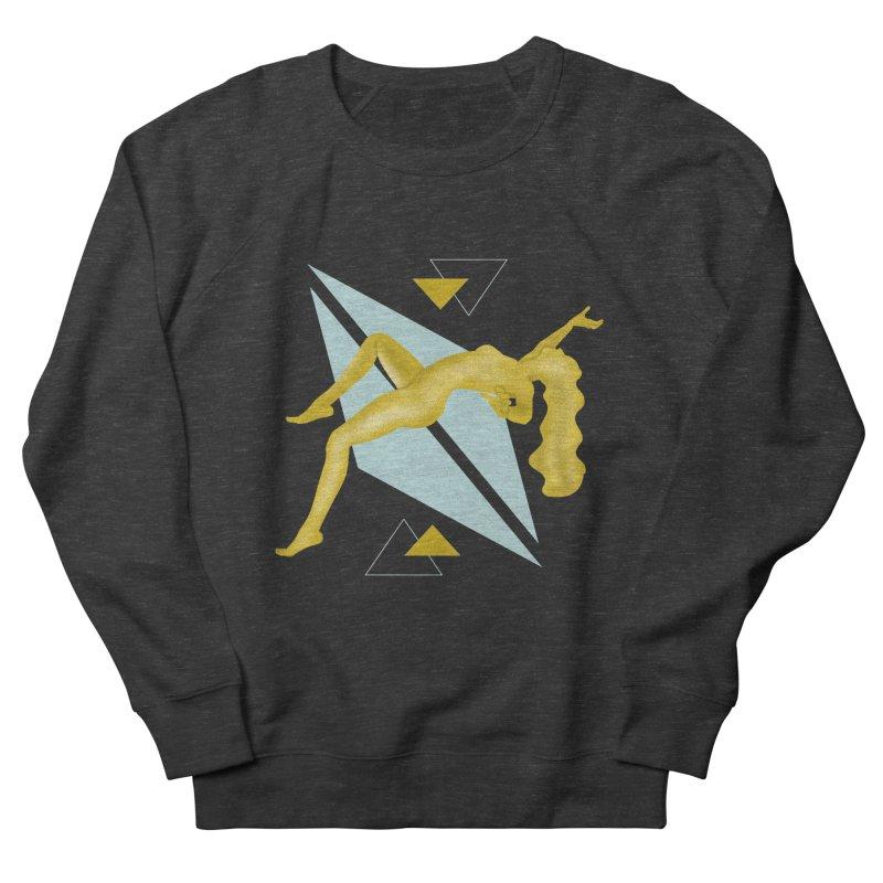 UFO Men's French Terry Sweatshirt by ashleysladeart's Artist Shop