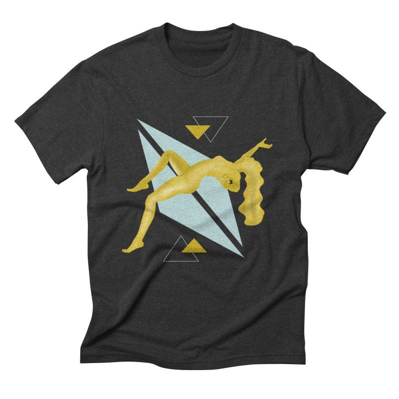 UFO Men's Triblend T-Shirt by ashleysladeart's Artist Shop