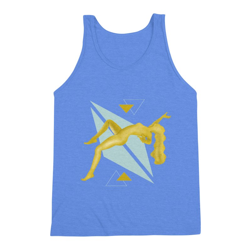 UFO Men's Triblend Tank by ashleysladeart's Artist Shop