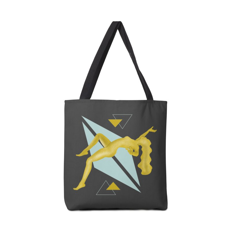 UFO Accessories Tote Bag Bag by ashleysladeart's Artist Shop
