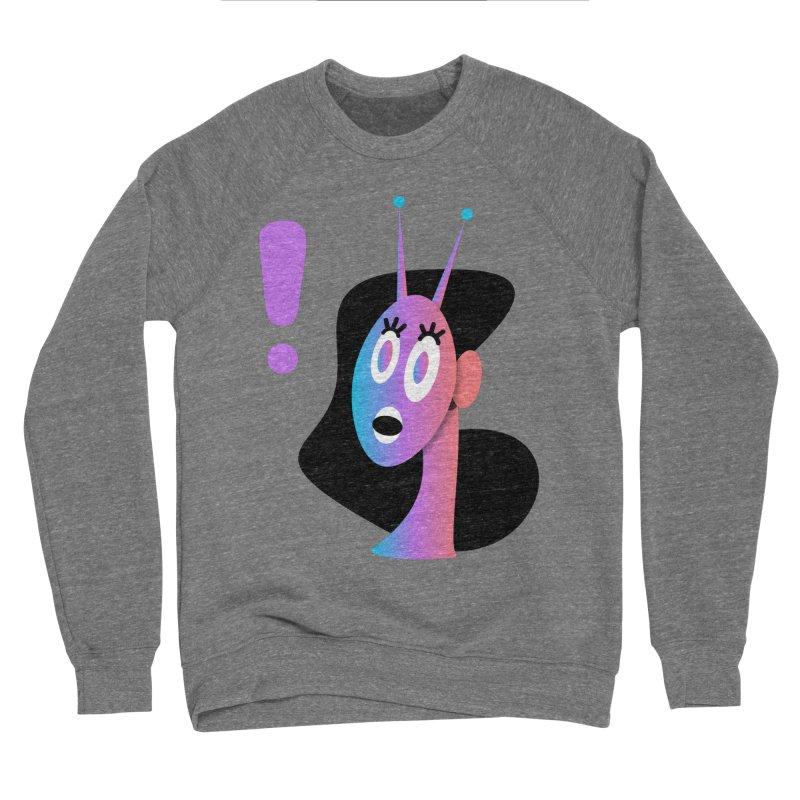 Shock! Women's Sponge Fleece Sweatshirt by ashleysladeart's Artist Shop