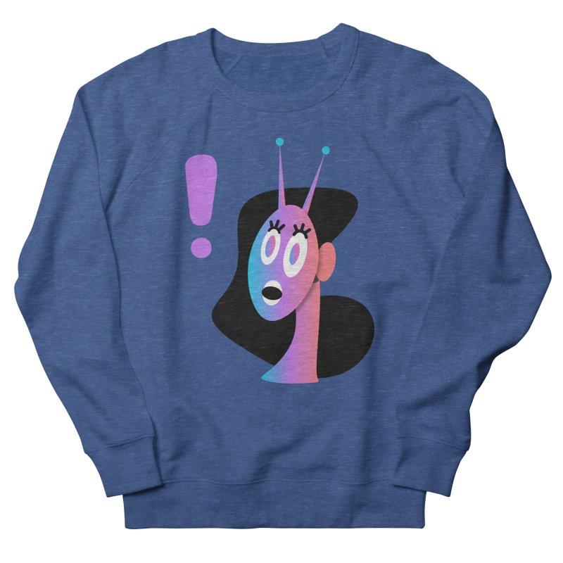 Shock! Women's Sweatshirt by ashleysladeart's Artist Shop