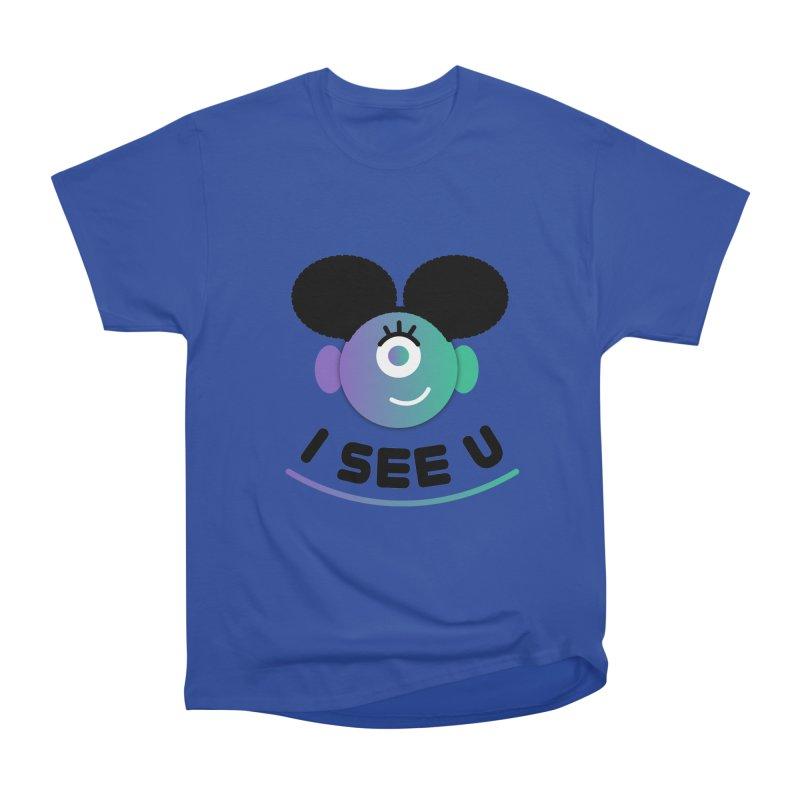 I See You! Men's T-Shirt by ashleysladeart's Artist Shop