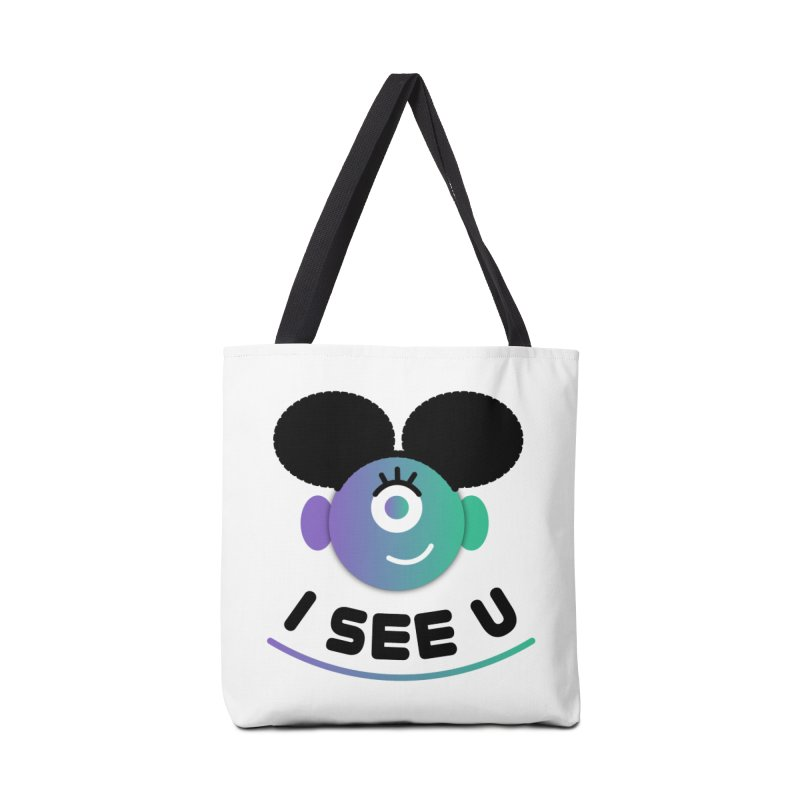 I See You! Accessories Tote Bag Bag by ashleysladeart's Artist Shop