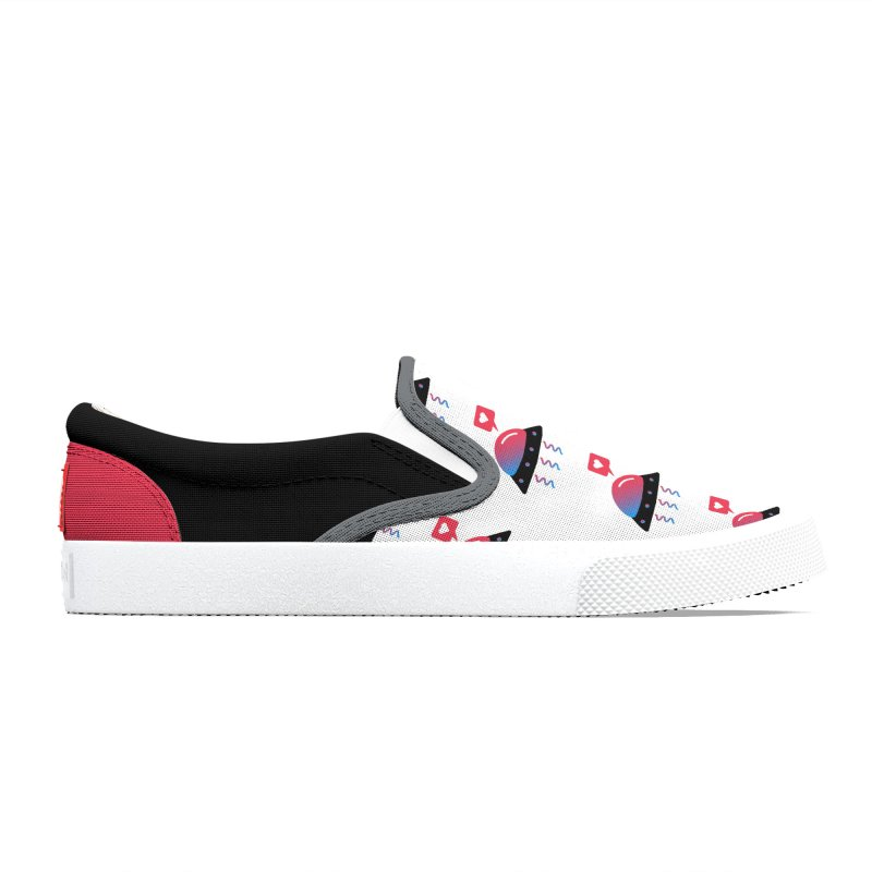 Space Love Men's Shoes by ashleysladeart's Artist Shop