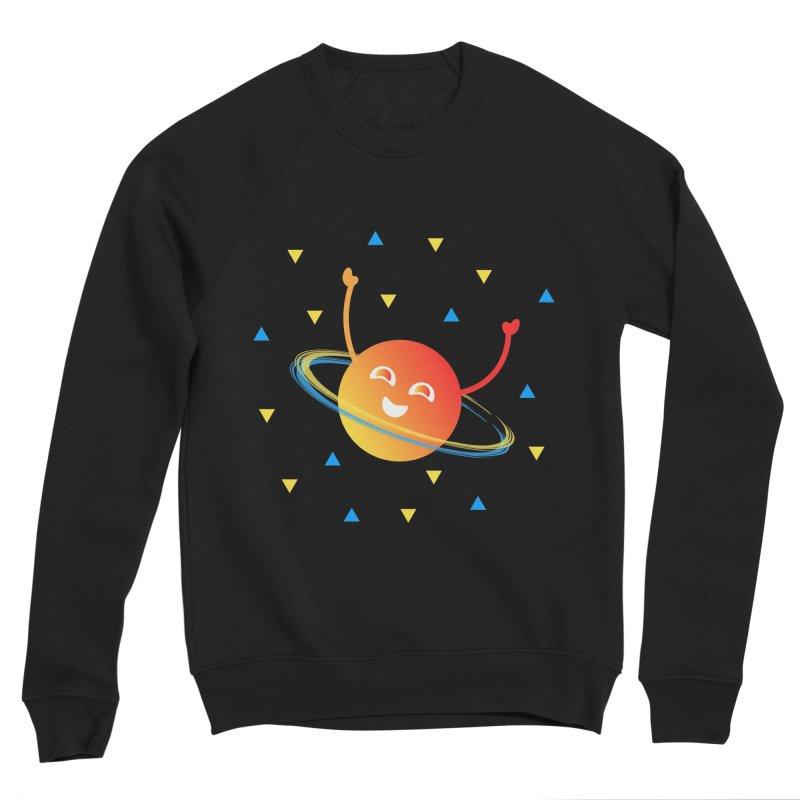 Party Planet Women's Sponge Fleece Sweatshirt by ashleysladeart's Artist Shop