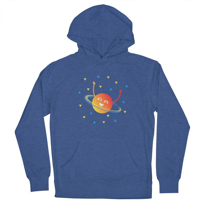 Party Planet Women's French Terry Pullover Hoody by ashleysladeart's Artist Shop
