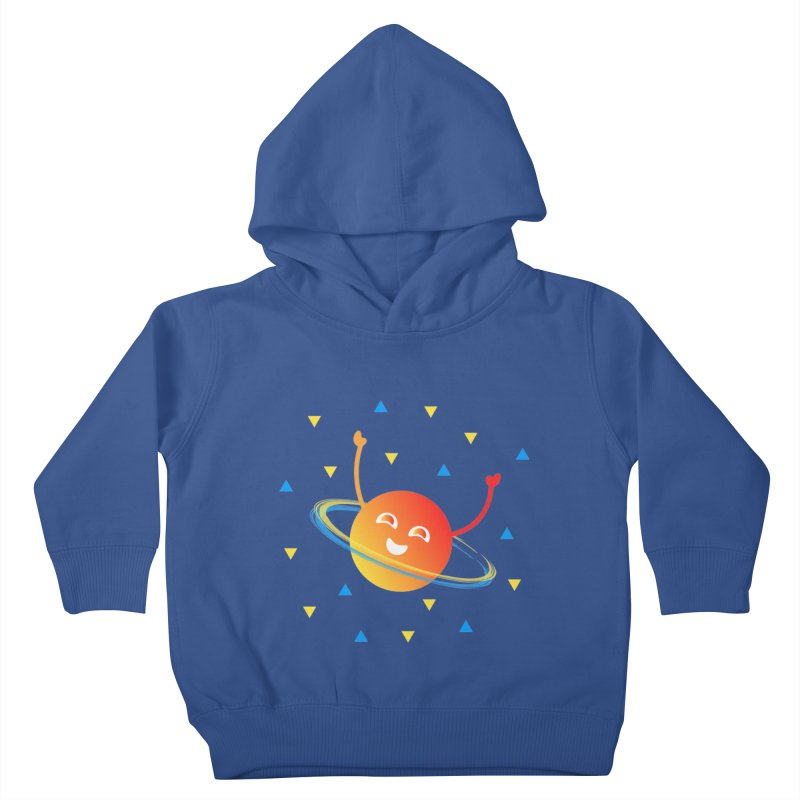 Party Planet Kids Toddler Pullover Hoody by ashleysladeart's Artist Shop