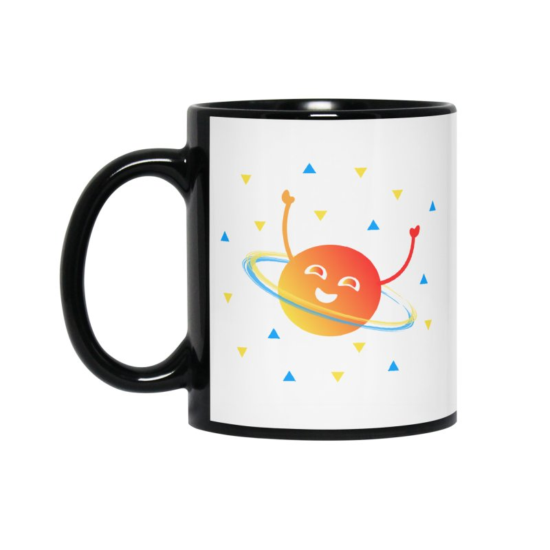 Party Planet Accessories Mug by ashleysladeart's Artist Shop