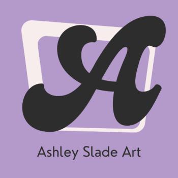 ashleysladeart's Artist Shop Logo