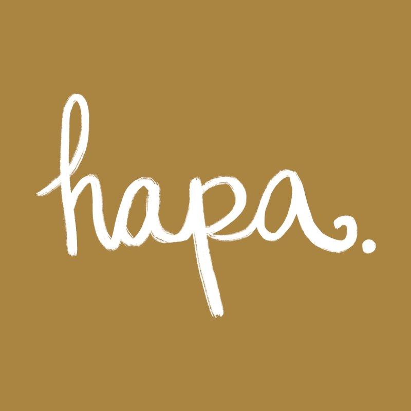 Hapa. Men's T-Shirt by Ashley Topacio's Threadless Shop