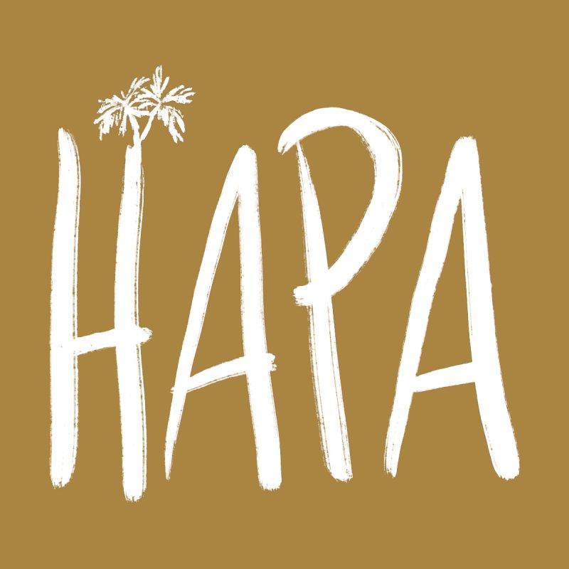 Hapa Palms Men's T-Shirt by Ashley Topacio's Threadless Shop