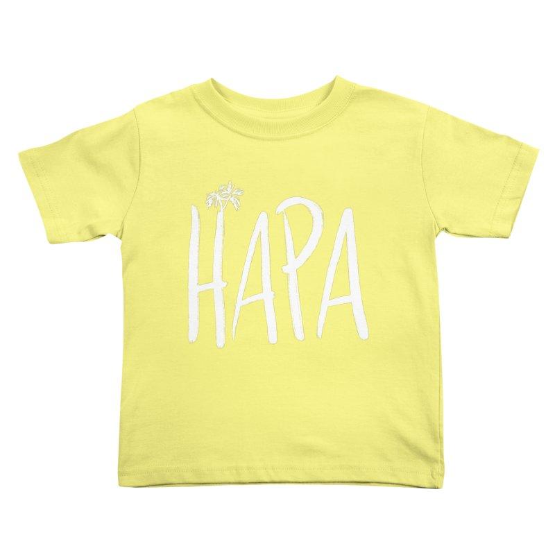 Hapa Palms Kids Toddler T-Shirt by Ashley Topacio's Threadless Shop