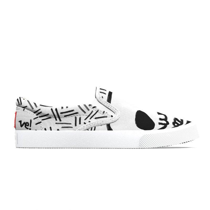 Yay Love! Women's Shoes by Ashley Topacio's Threadless Shop
