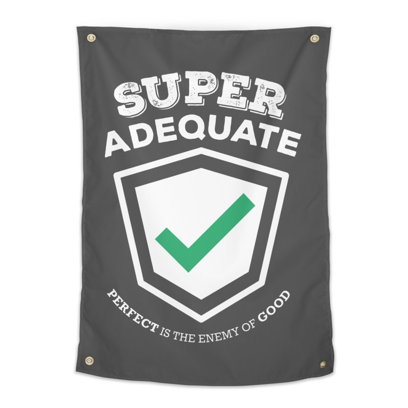 Super Adequate (light) Home Tapestry by ashsans art & design shop