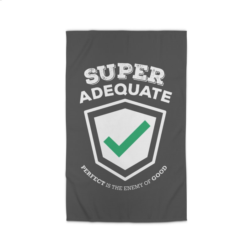 Super Adequate (light) Home Rug by ashsans art & design shop