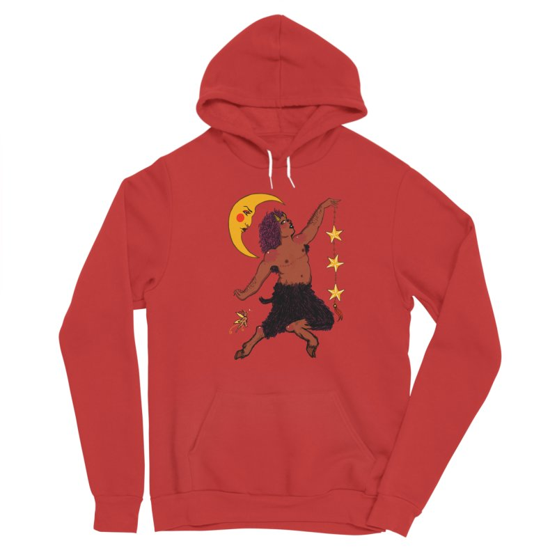 Good Things are Coming Men's Pullover Hoody by Art by Ash Walsh