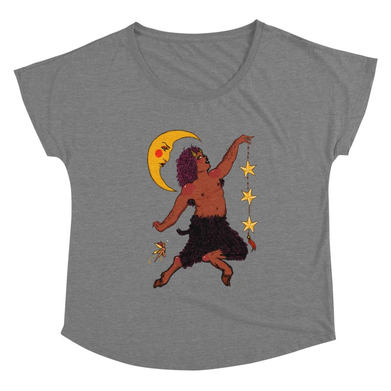 Good Things are Coming Women's Scoop Neck by Art by Ash Walsh