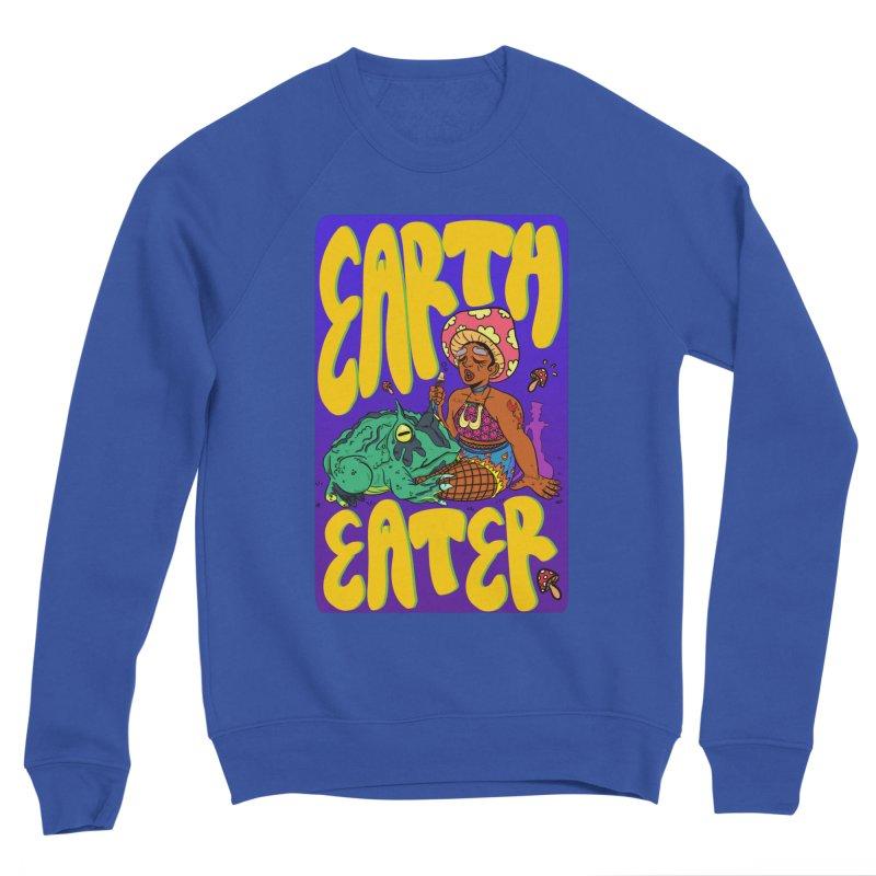 Earth Eater Women's Sweatshirt by Art by Ash Walsh
