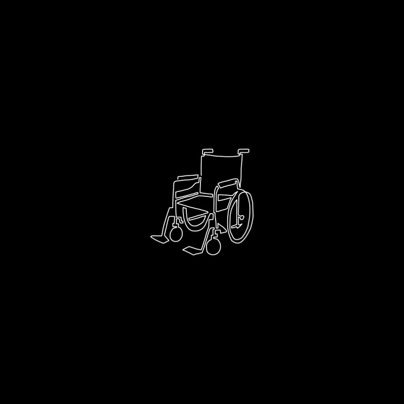 Wheel Chair by asingleline
