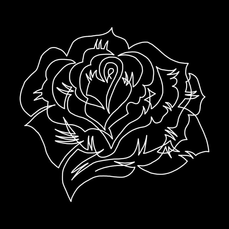 traditional rose Women's Sweatshirt by asingleline