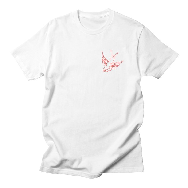 Sparrow Men's Regular T-Shirt by asingleline