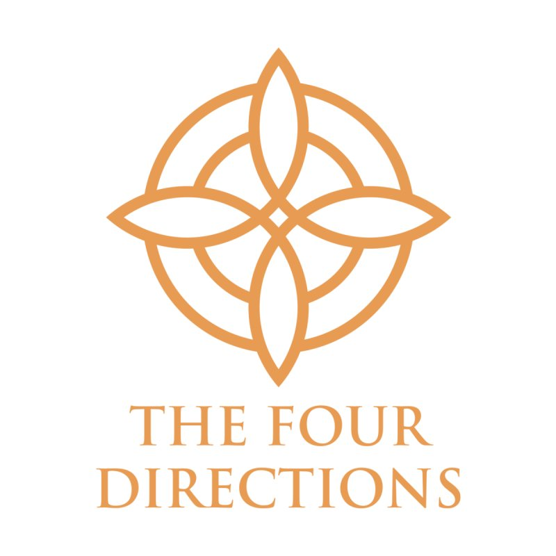 The Four Directions (Orange) by Dragonfly Lifestyle Store