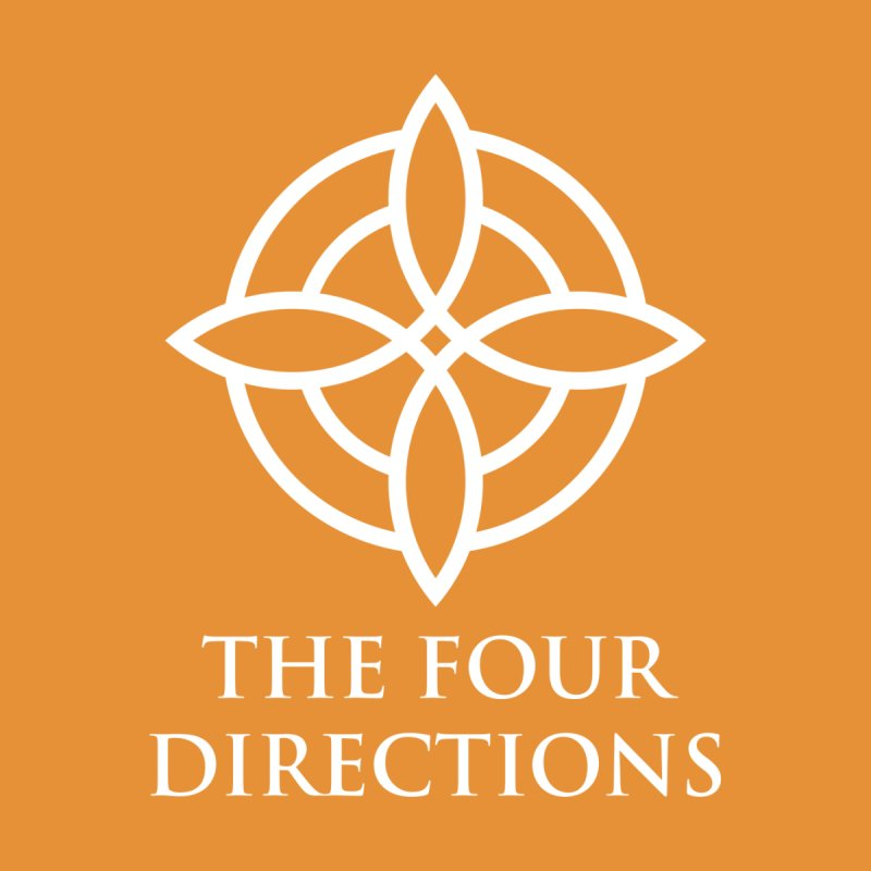 The Four Directions (White) by Dragonfly Lifestyle Store