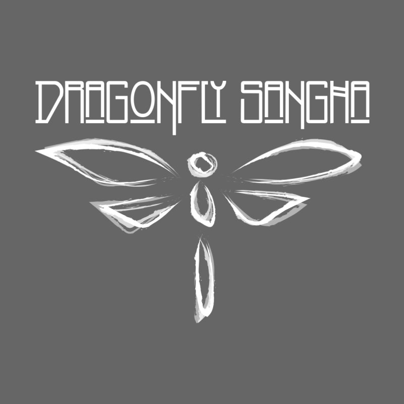 The Dragonfly Sangha (White) by Dragonfly Lifestyle Store