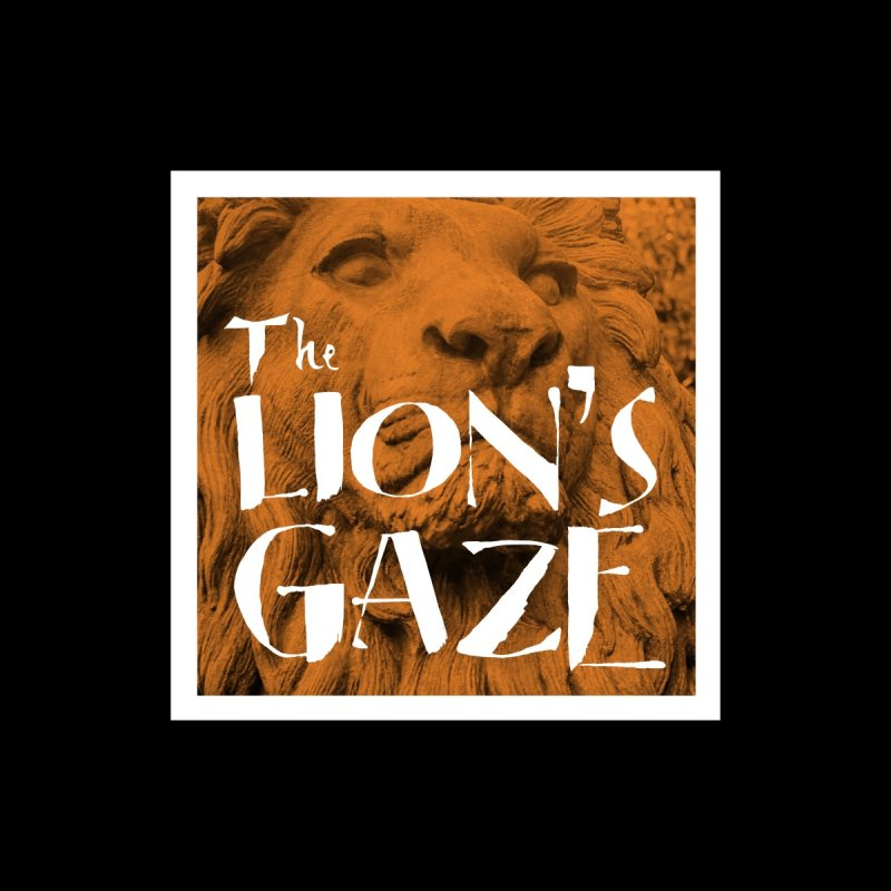 The Lion's Gaze by Dragonfly Lifestyle Store